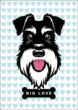 Big love card image