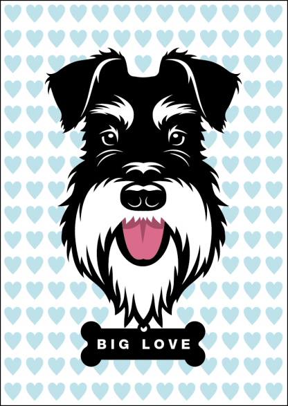 Big love card image