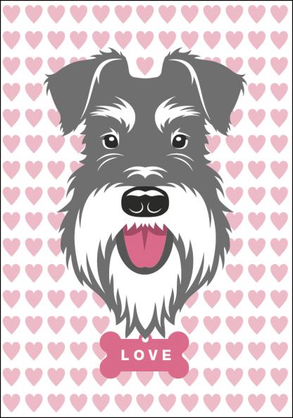 Love card image