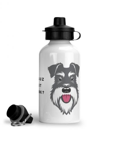 Big face water bottle S&P