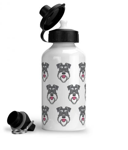 S&P mini faces water bottle image 2